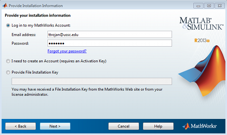 matlab 2013a activation key free