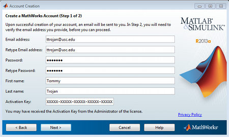 matlab r2013a activation key