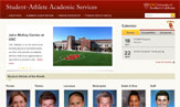 Student Athlete Academic Services