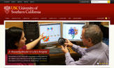 USC Home Page