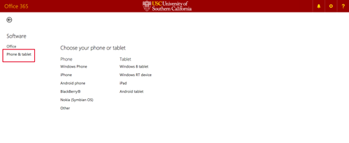 Microsoft Office for Students | IT Services | USC