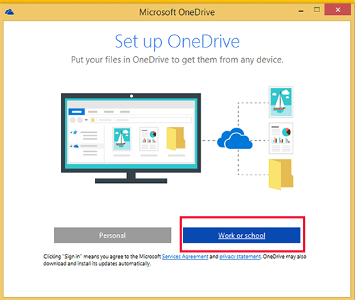 OneDrive Windows 8