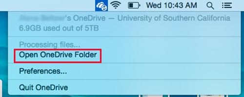 OneDriveMac-Open