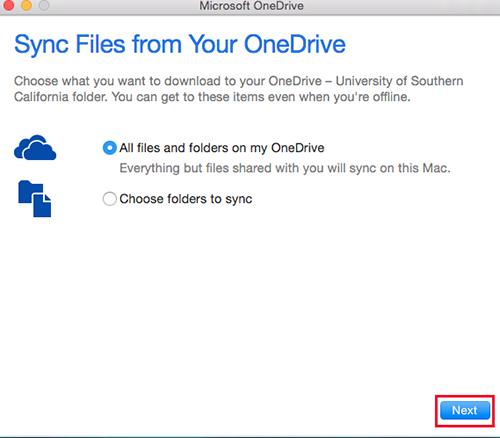 OneDriveMac-Sync