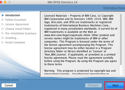 Spss 20 for mac
